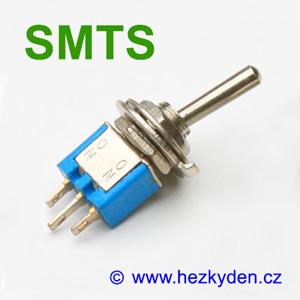 Páčkový přepínač SMTS-102