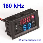 Panelový generátor PWM 160 kHz