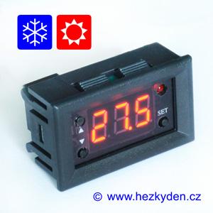 Panelový termostat W1218
