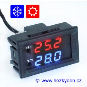 Panelový termostat W2809