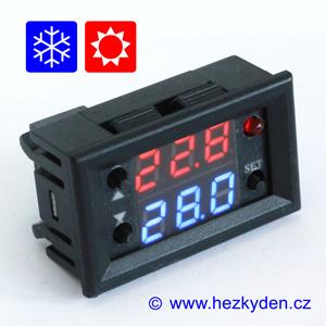 Panelový termostat W2810