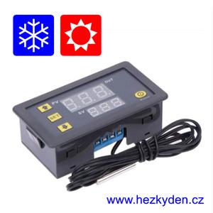 Panelový termostat W3230