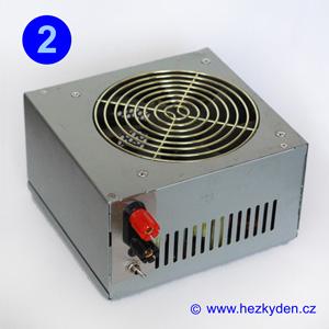PC zdroj 12V - typ 2
