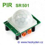 PIR modul HC-SR501