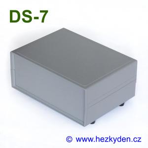 Plastová krabička DS-7