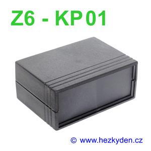 Plastová krabička Z6 KP01