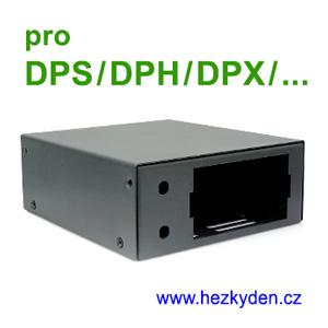 Přístrojová krabička pro zdroj DPS DPH DPX Jumbo