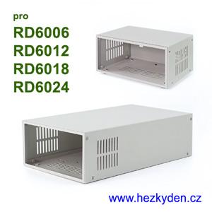 Přístrojová krabička pro zdroj RD