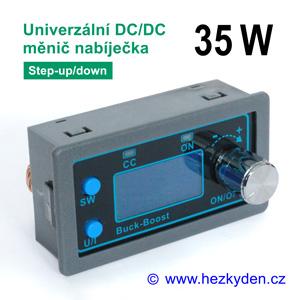 Přístrojový DC/DC měnič DPX3030