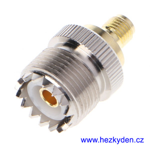 Redukce SMA - UHF PL259 - konektor typ 1