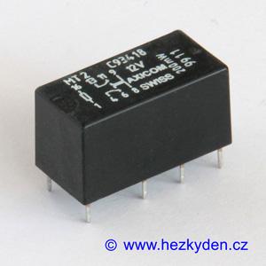 Relé Axicom MT2