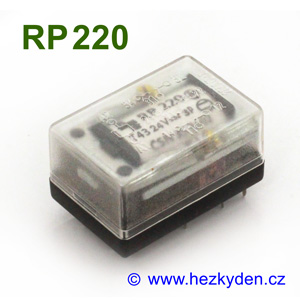 Relé RP220