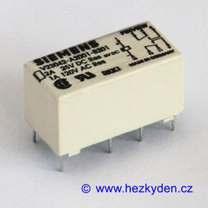 Relé Siemens V23042-A2001-B201