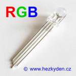 RGB LED 5mm