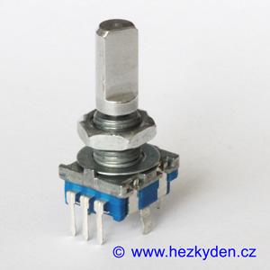 Rotační spínač enkodér EC11