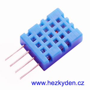 Senzor vlhkosti a teploty DHT11