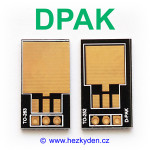 SMD adapter TO263, TO252, DPAK