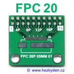SMD adapter FPC20