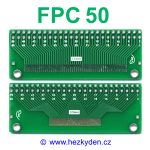SMD adapter FPC50
