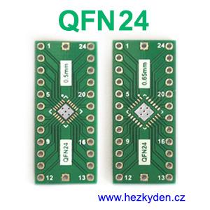 SMD adapter QFN24
