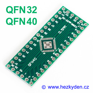 SMD adapter QFN32 QFN40