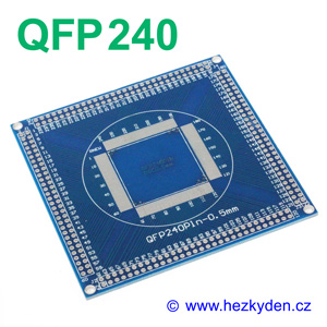 SMD adapter QFP240