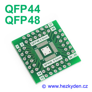 SMD adapter QFP44 QFP48