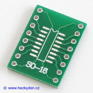 SMD adapter SOP16
