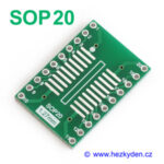 SMD adapter SOP20