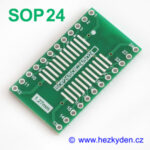 SMD adapter SOP24