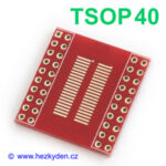 SMD adapter SOP40