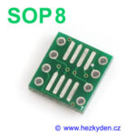 SMD adapter SOP8