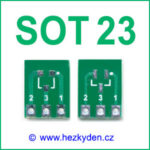 SMD adapter SOT23