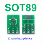 SMD adapter SOT89 SOT223