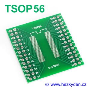 SMD adapter TSOP56