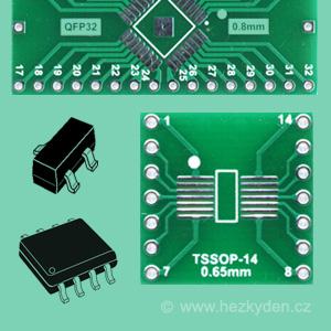 SMD adaptery