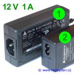 Spínaný zdroj adapter 12V 1000mA