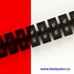 Lámací svorkovnice 12x 6mm2