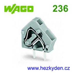 Svorkovnice WAGO-236