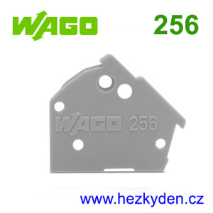 Svorkovnice WAGO-256 bočnice