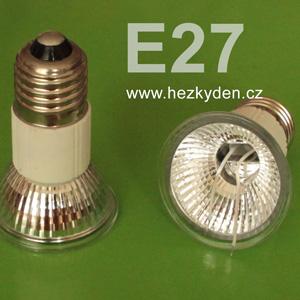 Těleso žárovky E27