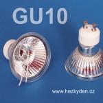 Těleso žárovky GU10