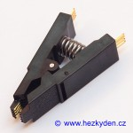 Test clip 8-pin SMD