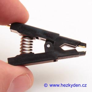 Test clip SOIC-8