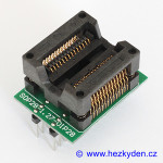 Test Socket SMD 28-pin DPS