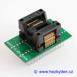 Test Socket SMD 28-pin SSOP 209mil DPS