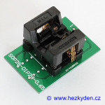 Test Socket SMD SSOP 8-pin DPS