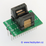 Test Socket SMD 28-pin SSOP DPS