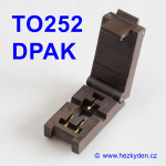 Test Socket SMD TO252 DPAK