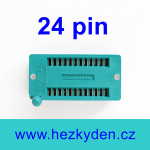 Patice Textool ZIF 24 pin
